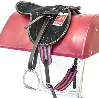 Swiss Horse Reitkissen Sattel Sattelkissen Sattelpad fuer Pony oder Holzpferd 333x330 - Swiss Horse Reitkissen, Sattel, Sattelkissen, Sattelpad für Pony oder Holzpferd