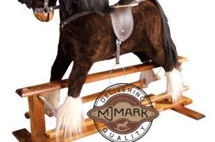 Großes Schaukelpferd MARS IV Neu & OVP von MJmark